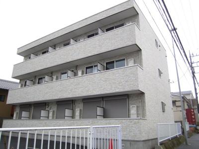 「鶴ヶ峰駅徒歩8分のアパートです」
