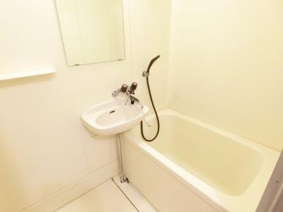 【浴室】シティハイツアオバ