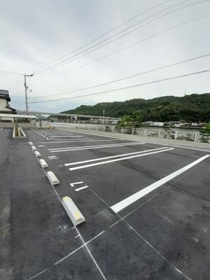 【駐車場】プロムナードⅡ