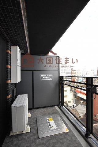 【バルコニー】ファーストフィオーレ難波ウエスト