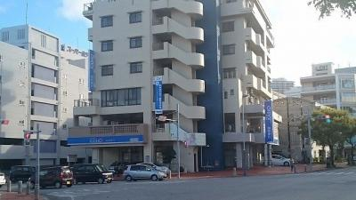 沖縄海邦銀行 新都心支店まで220m