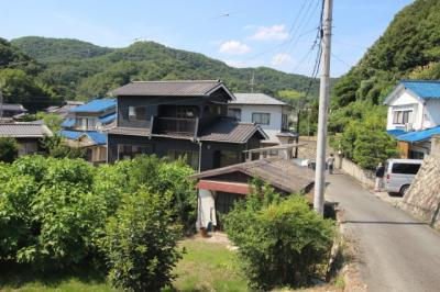 【外観】沼隈町 中古戸建