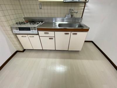 【キッチン】ベルデ大宮