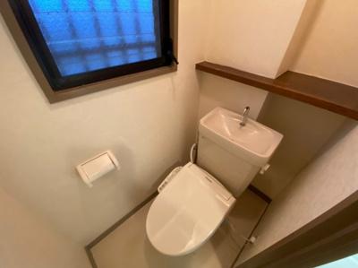 【トイレ】ベルデ大宮