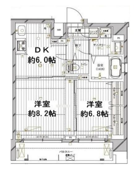 REGALIZ高円寺Ⅱ