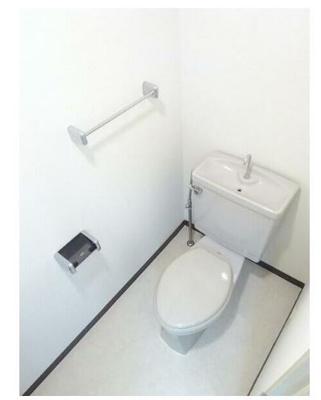 【トイレ】日神パレス鶴見市場