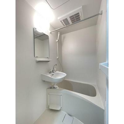 【浴室】イルビラージュ池袋