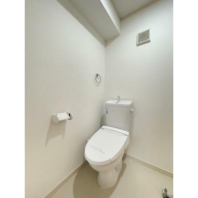 【トイレ】イルビラージュ池袋