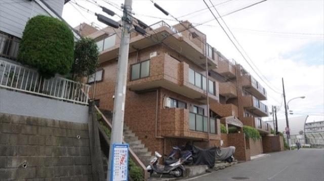 【外観】ライオンズマンション藤が丘千草台