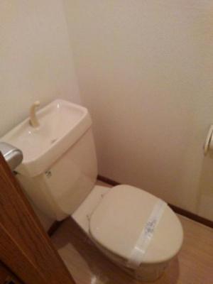 【トイレ】メゾンサンセール