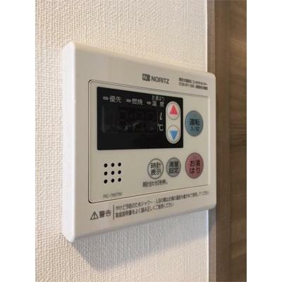 【設備】メイクスデザイン武蔵関WEST