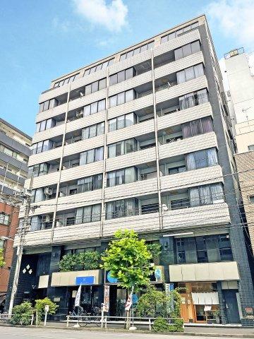9階建て4階部分の西向き 最寄り駅徒歩3分の好立地 新規内装リフォーム済み 住宅ローン減税適合物件