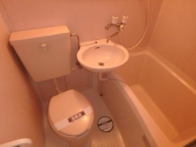 【浴室】オリンピアトーホー