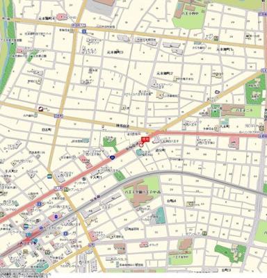 【地図】オリンピアトーホー
