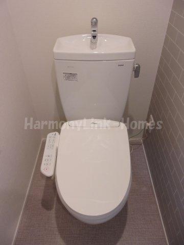 (仮称)東十条六丁目アパート★清潔感のあるトイレです