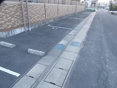 【駐車場】ディアコート