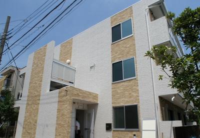 駅チカX築浅Xセキュリティ完備のオーダーメイドアパートです。