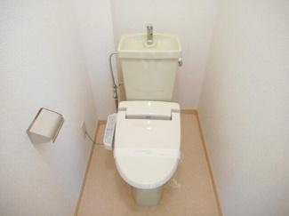 【トイレ】グリーンパレス柏野