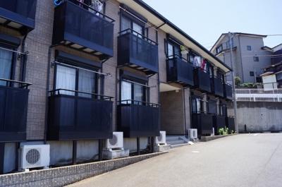 「敷金礼金0円」のアパートです