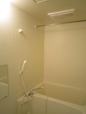 「ゆったりバスルーム」