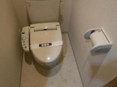 【トイレ】サンテミリオン新中野