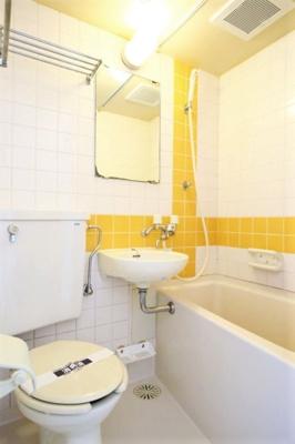 【浴室】ハイシティ中野