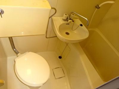 【浴室】ワールドパレス永福町