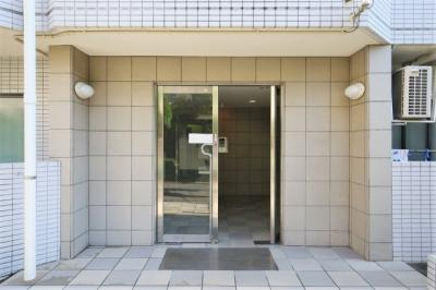 【エントランス】ワールドパレス永福町