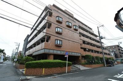 【外観】ライオンズマンション武蔵新城第5