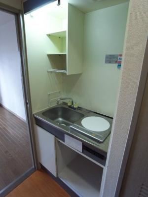 【キッチン】アドリーム千駄木