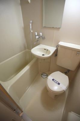 【浴室】スカイコート大森山王