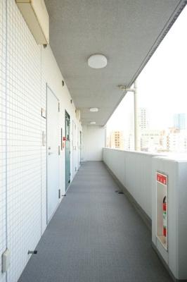 【その他共用部分】シンシア三田慶大前