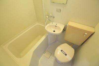 【浴室】スカイコート神奈川新町