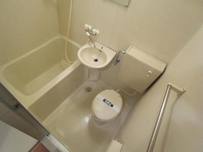 【浴室】コスモ東池袋