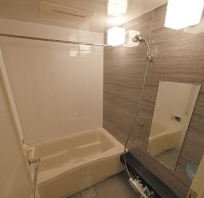 【浴室】レジディア日本橋浜町