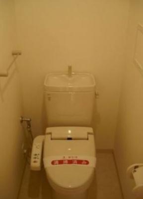 【トイレ】レジディア日本橋浜町