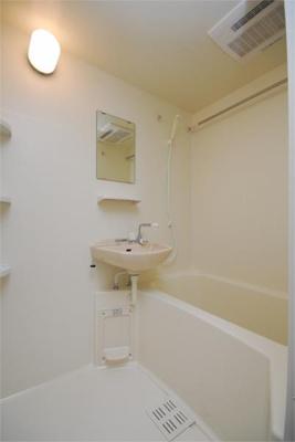 【浴室】クオーレ茗荷谷
