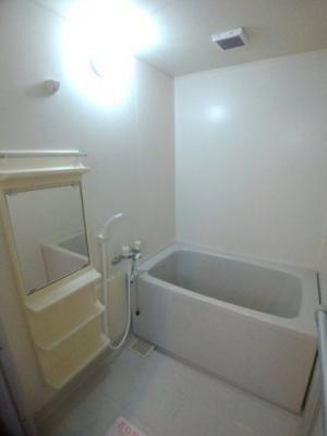 【浴室】エスポアールアケボノ