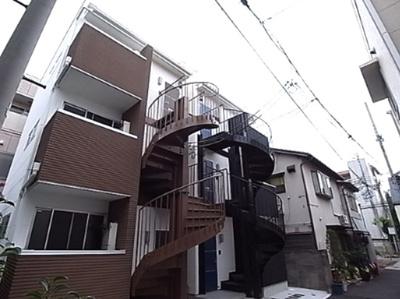 【外観】アクロス芦屋西アパートメントⅡ