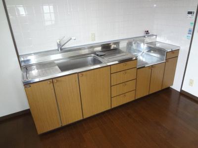 【キッチン】アゼリア六甲