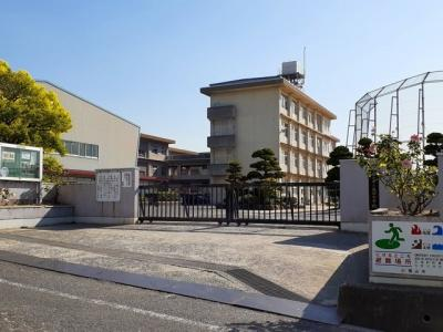 福山市立東朋中学校まで1100m