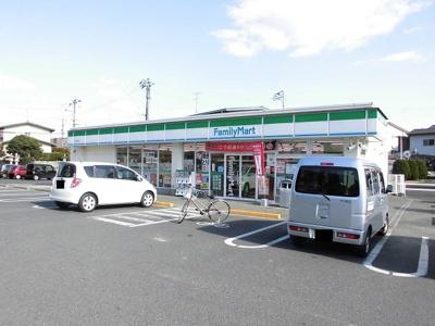 ファミリーマート福山坪生店まで1300m