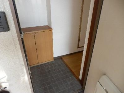 【玄関】ドミール K