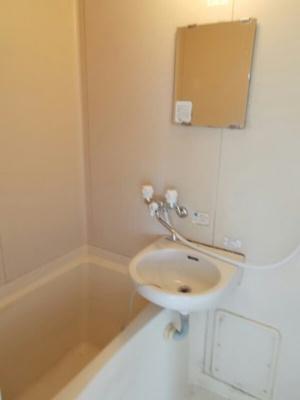 【浴室】シティハイツ沖川B