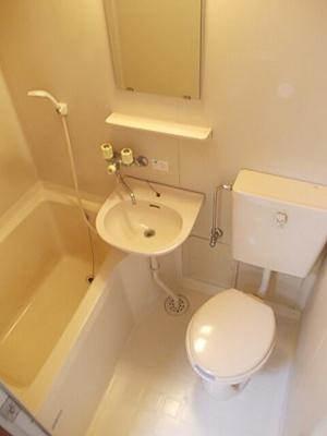 【浴室】シティハイツサンピア