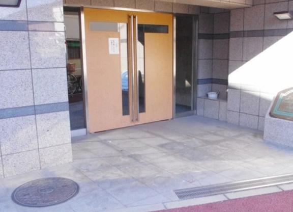 【エントランス】コニファーコート常盤台