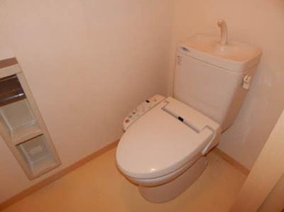 【トイレ】ブランシェ金谷