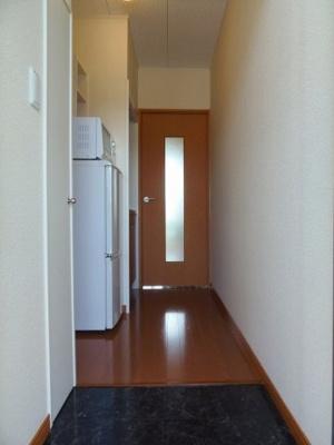 【玄関】レオパレスグレイスコート