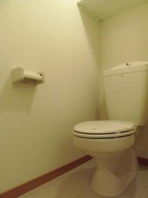 【トイレ】レオパレスグレイスコート