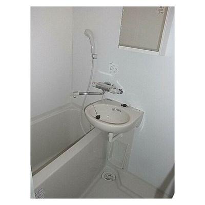 【浴室】エルミタージュ板橋本町